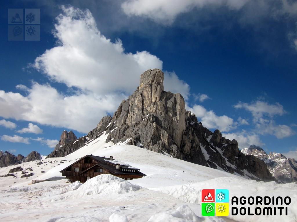 Passo Giau Dolomiti UNESCO