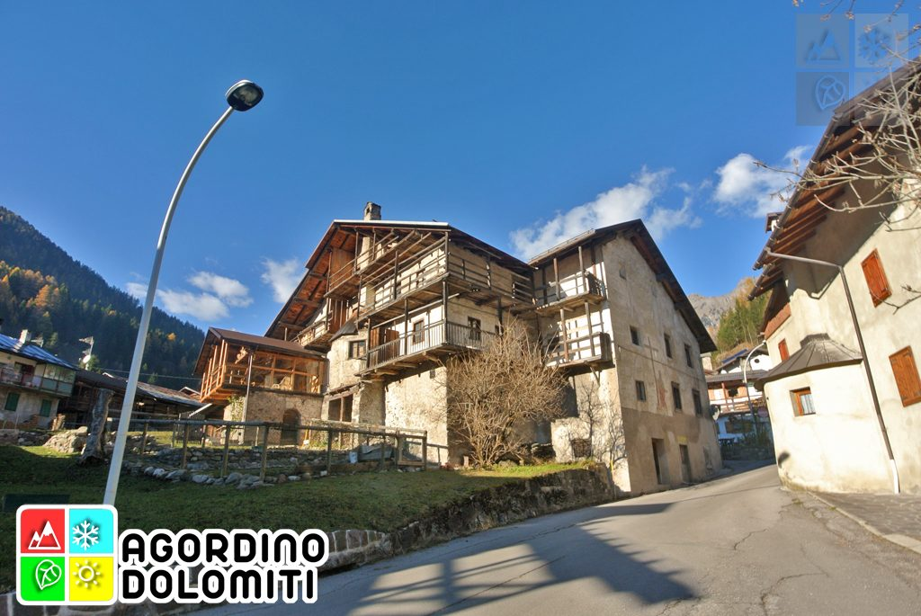 Vallada Agordina Dolomiti UNESCO