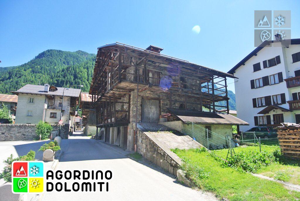 Tabià della Val Biois | Dolomiti