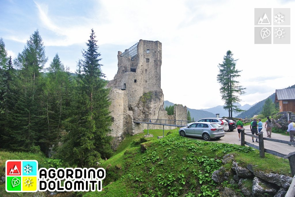 Castello di Andraz Schloss Buchenstein