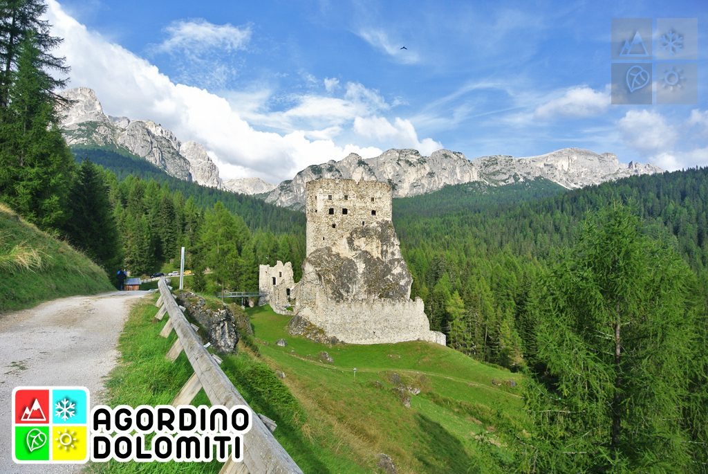 Castello di Andraz | Livinallongo del Col di Lana