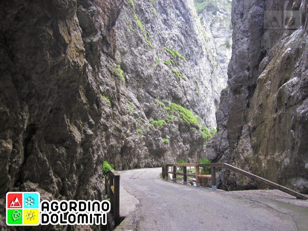 Serrai di Sottoguda | Rocca Pietore Marmolada | Dolomiti Patrimonio Naturale dell'Umanità UNESCO
