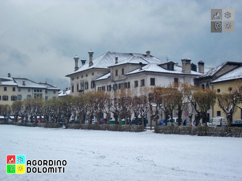 Die Villa Crotta - De Manzoni ad Agordo