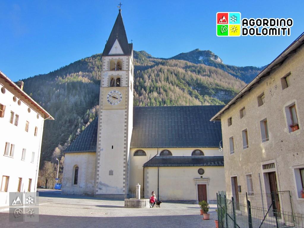 Chiesa di La Valle Agordina