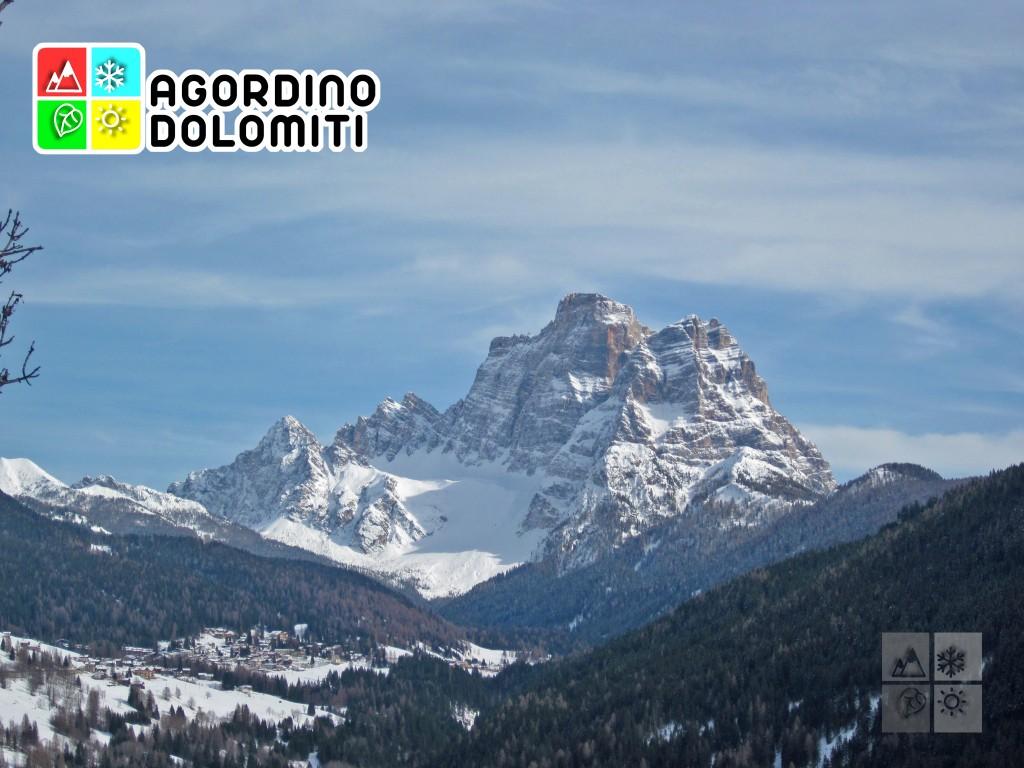 Monte Pelmo e Val Fiorentina