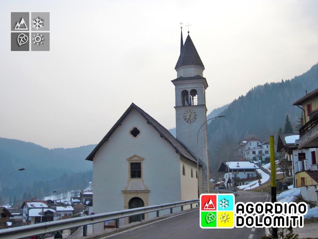 Chiesetta di San Nicola a Frassenè