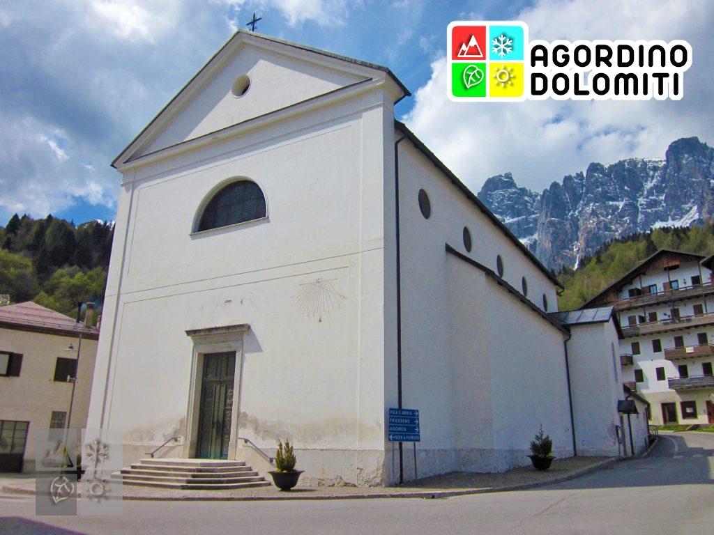 Chiesa della Beata Vergine Addolorata a Gosaldo