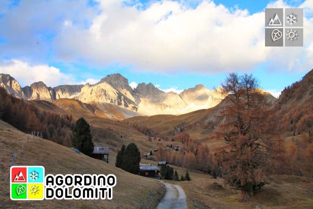 Valfredda in autunno