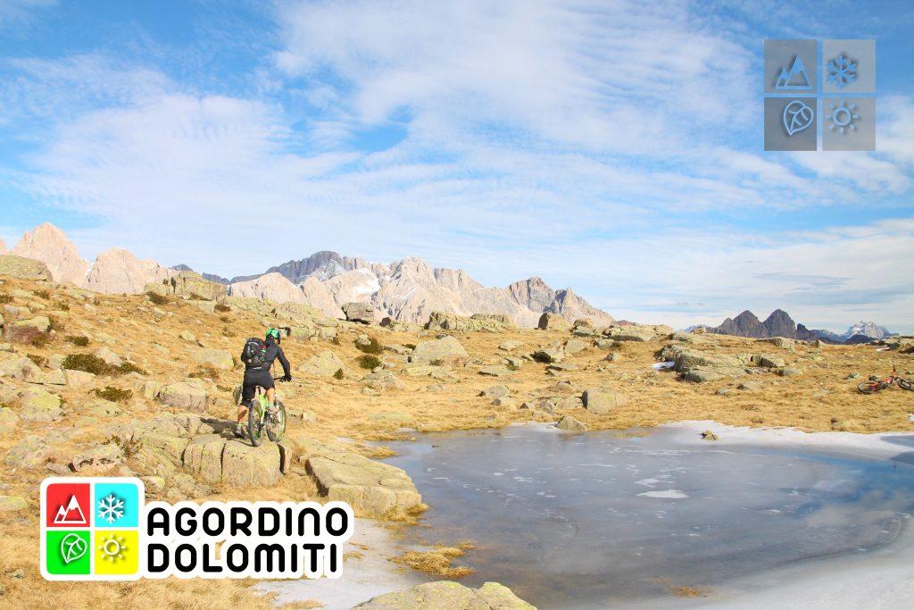 MTB in Agordino Dolomiti