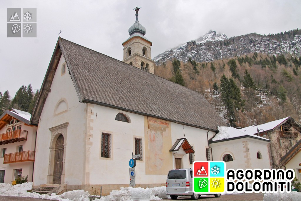 Conca Agordina Dolomiti
