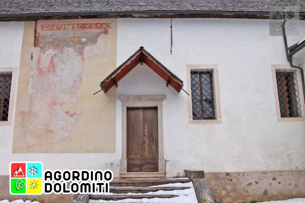 San Cipriano Taibon Agordino