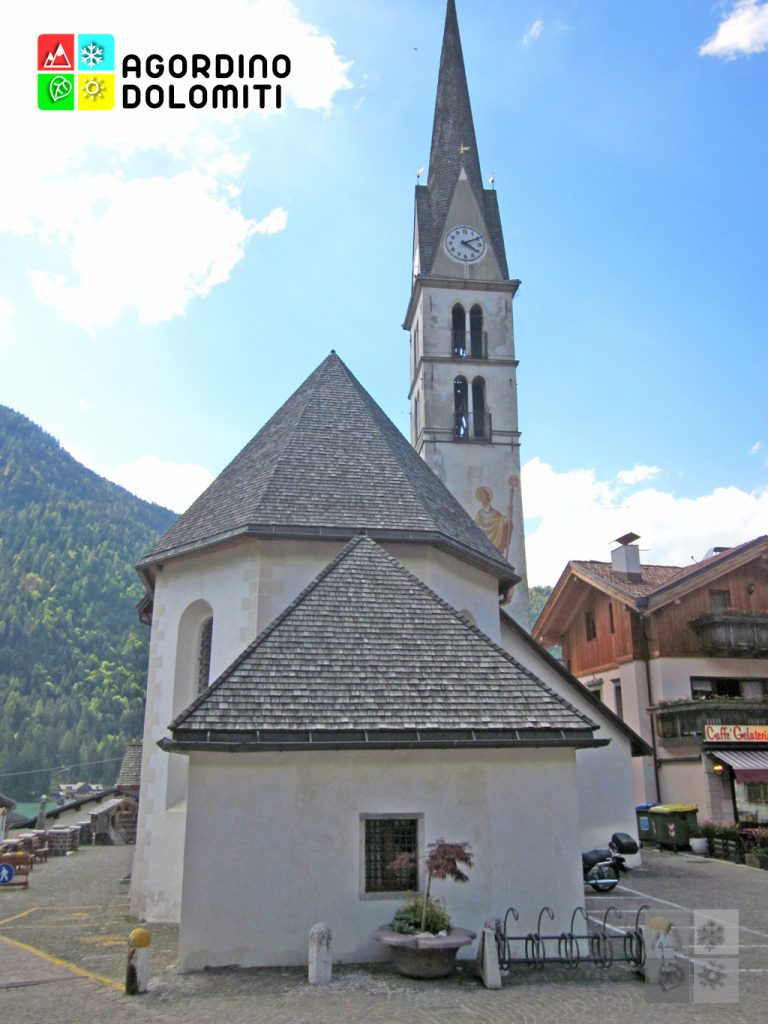 Chiesa di San Biagio Alleghe