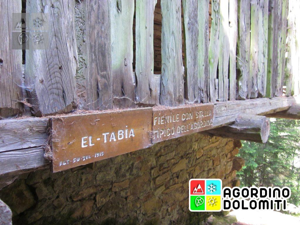 Sentiero Etnografico Col de Revena