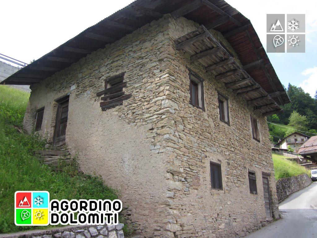 Abitazione tradizionale a Piaia