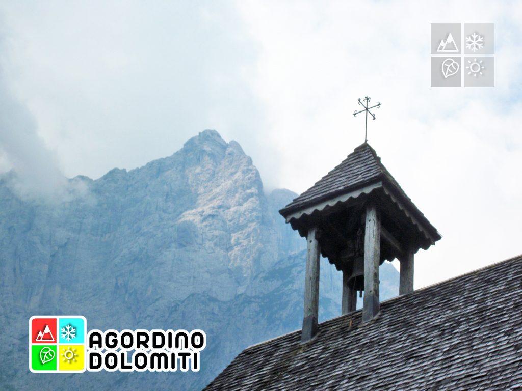 Chiesa di San Lucano | Valle di San Lucano | Taibon Agordino | Dolomiti