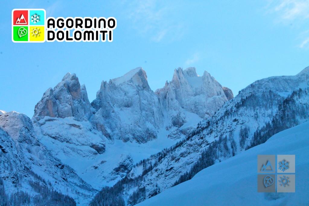Il Focobon a Falcade (Pale di San Martino | Dolomiti Patrimonio Naturale dell'Umanità UNESCO)