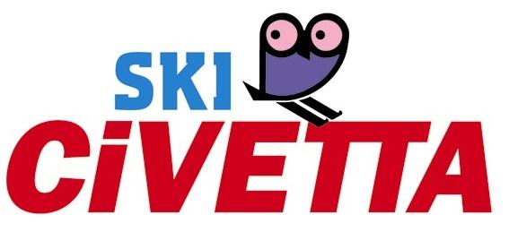 Logo Ski Civetta - Tutti i diritti appartengono a Consorzio Impianti a Fune Civetta