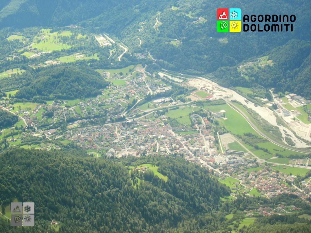 Fondovalle della Conca Agordina