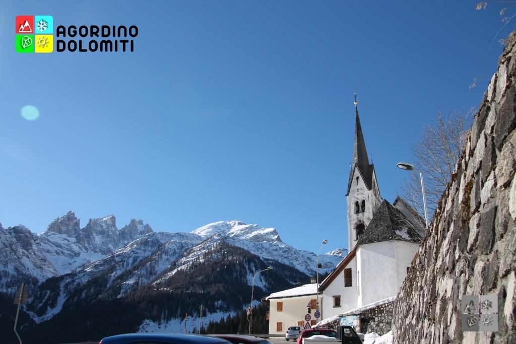 Chiesa di Falcade Alto