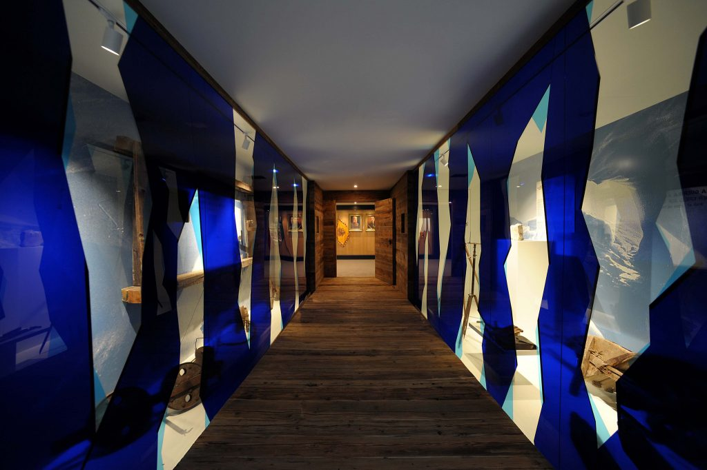 Museo Marmolada Grande Guerra