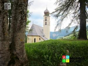 chiesa Santa Fosca Selva di Cadore