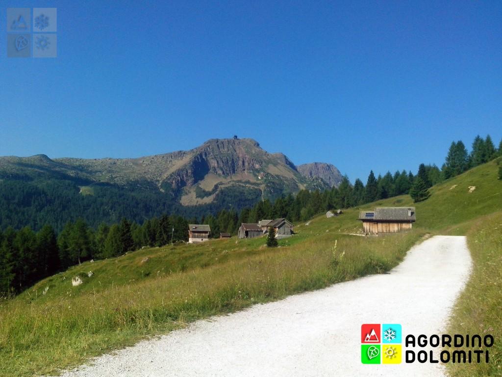 Falcade - Malga Ai Lach Mountain Bike
