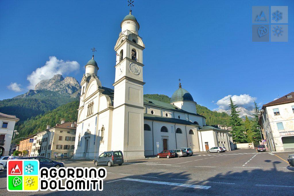 Chiesa di Santa Maria Nascente Agordo
