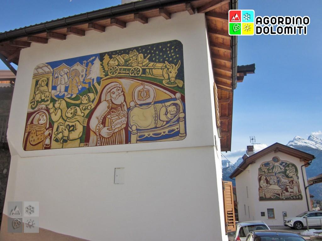 Graffiti di Agordo