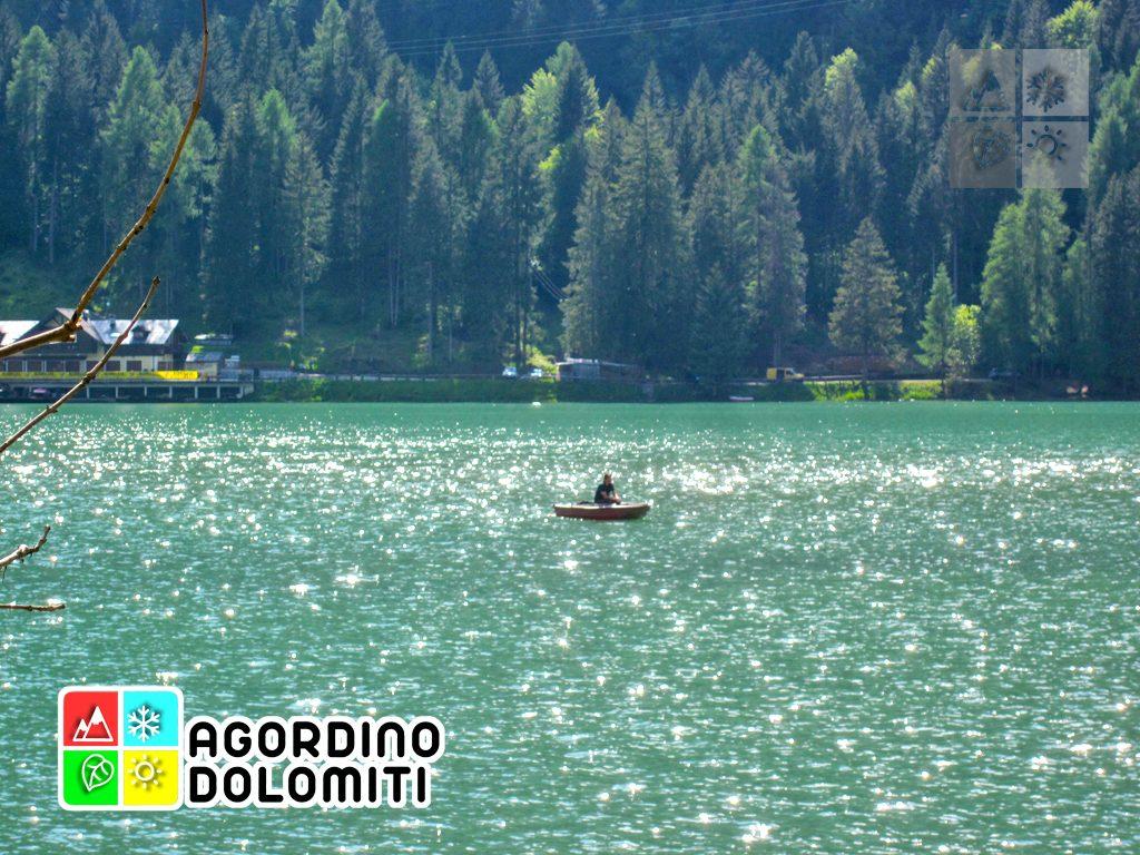 Pesca in Agordino