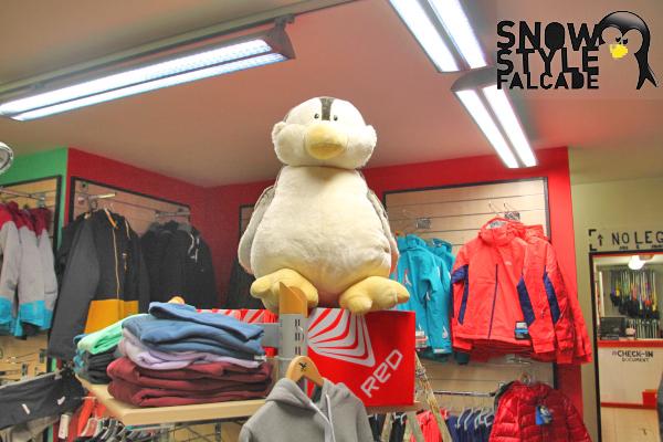Snowstyle Falcade