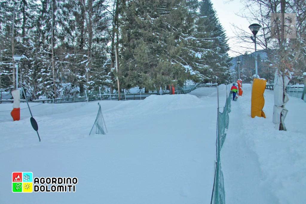 Snow Parko Bar Al Parco Caviola