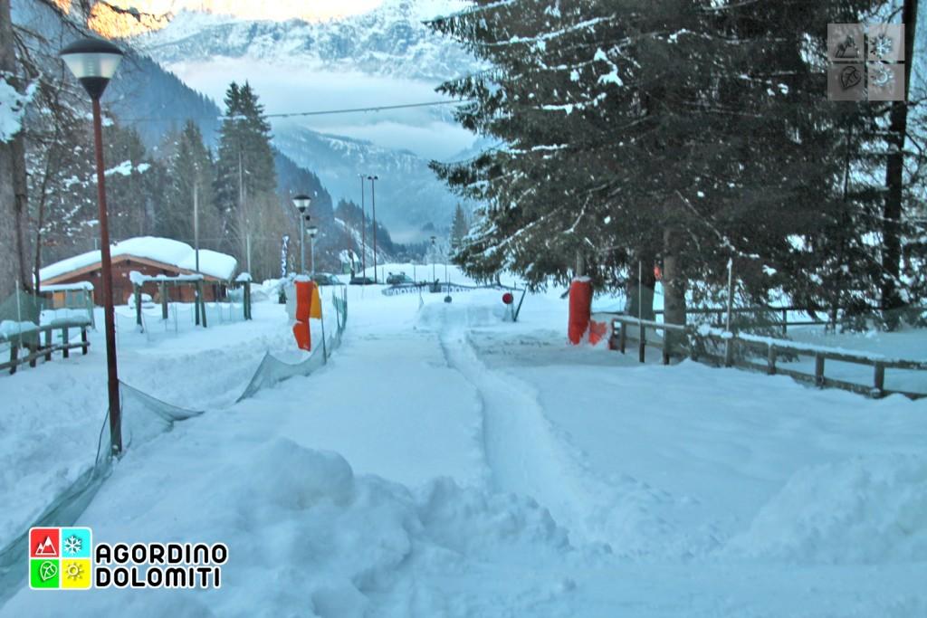 Snow Parko Caviola Falcade
