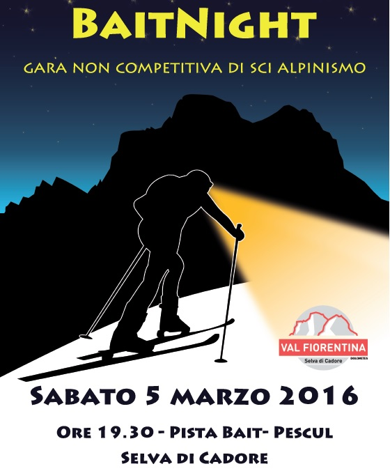 Bait Night 2016 Selva di Cadore