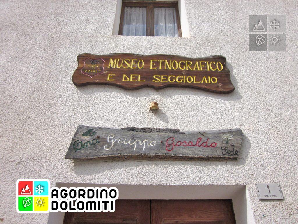 Museo Etnografico e del Seggiolaio Gosaldo