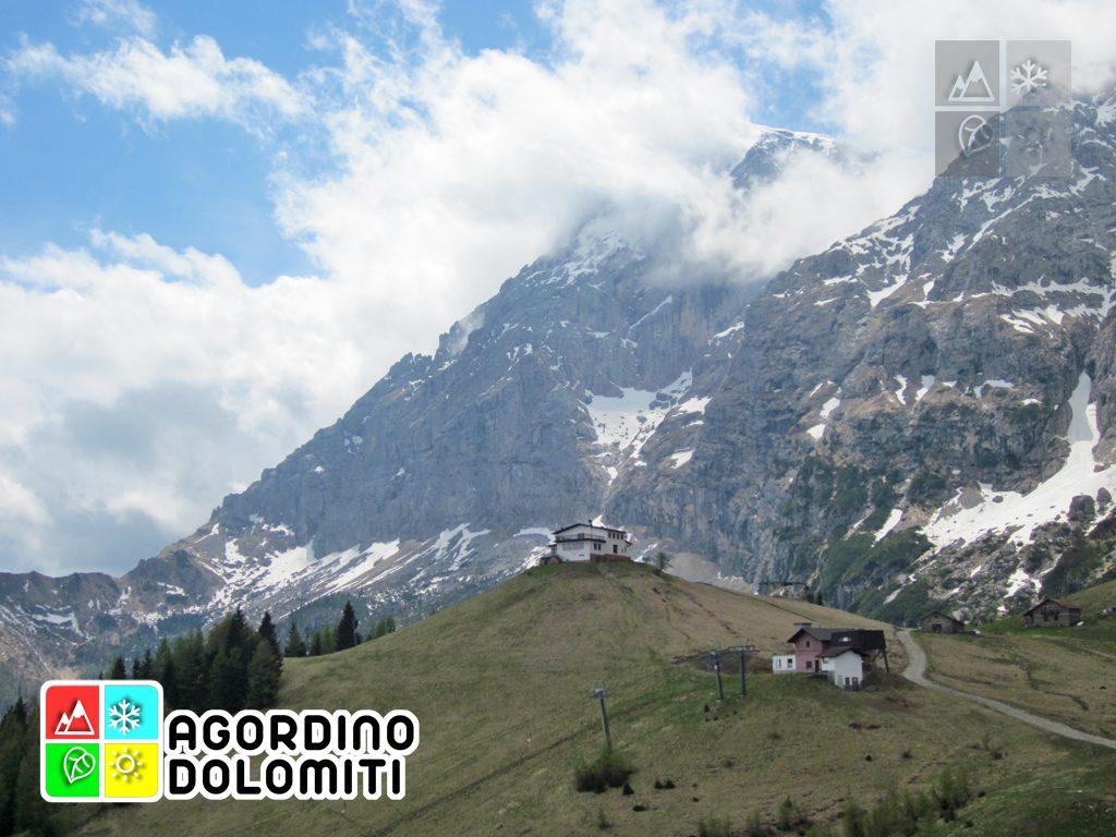 Rifugio Scarpa Gurekian | Monte Agner | Pale di San Martino | Dolomiti