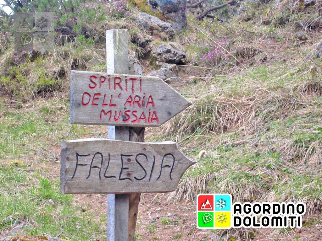 Falesia Spiriti dell'Aria | Monte Agner