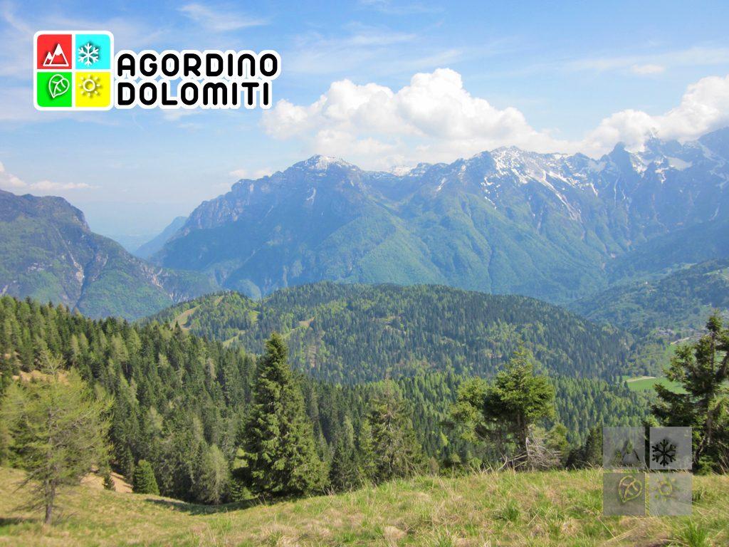Col di Luna Dolomiti