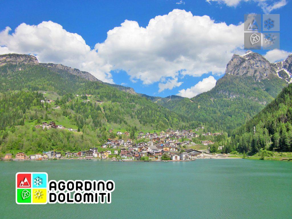 Giro del Lago di Alleghe