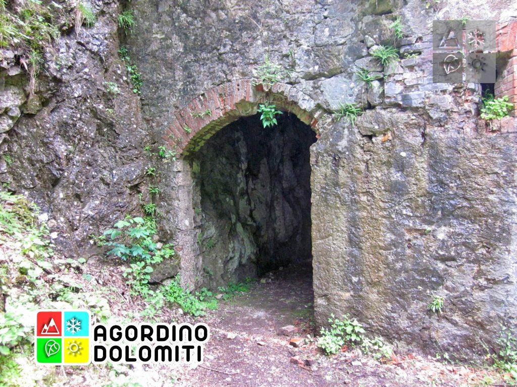 Tagliata di San Martino Forte Militare Nazista