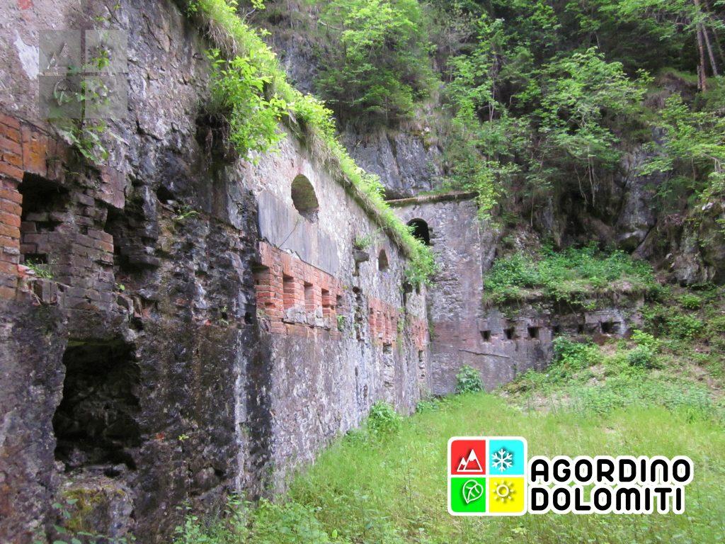 Forte dei Castei Agordo