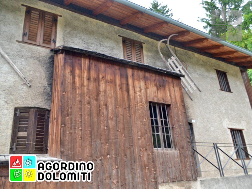 Latteria Museo di Feder Canale d'Agordo Dolomiti