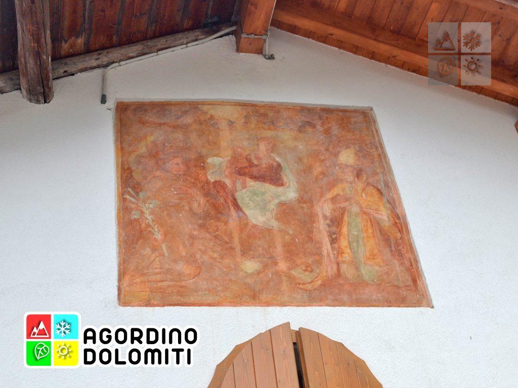 Santi alle Finestre a Feder di Canale d'Agordo (Valle del Biois) | Dolomiti UNESCO