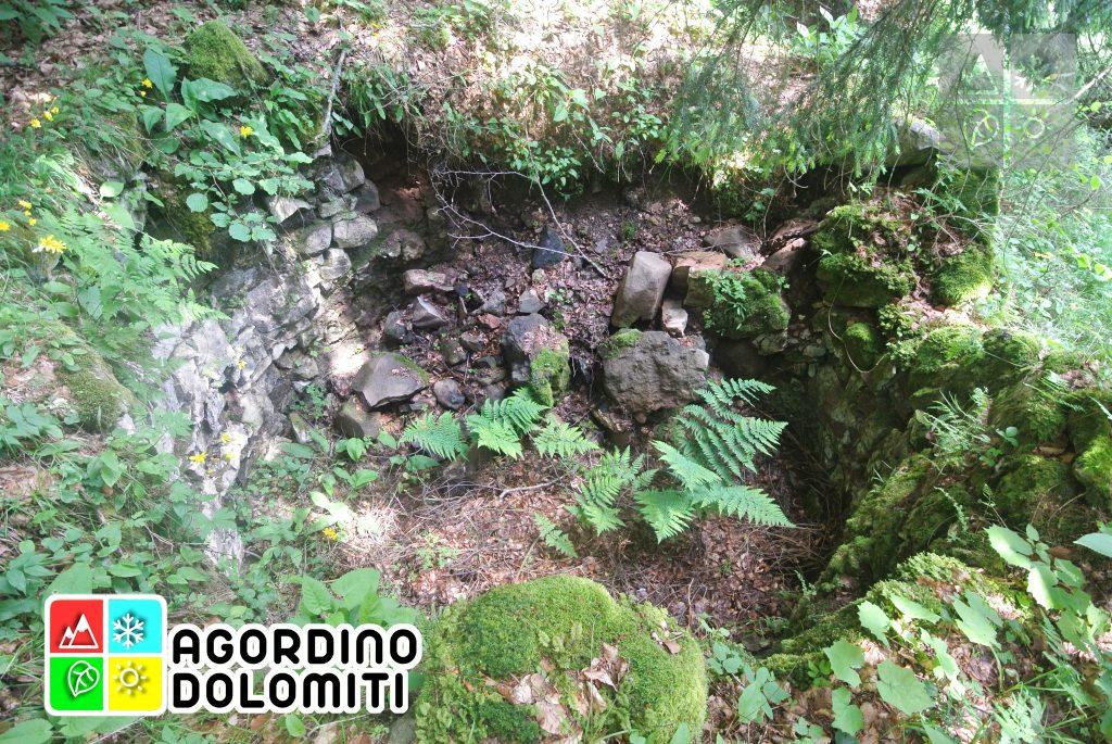 Sentiero Etnografico Col de Revena - San Tomaso Agordino - Dolomiti