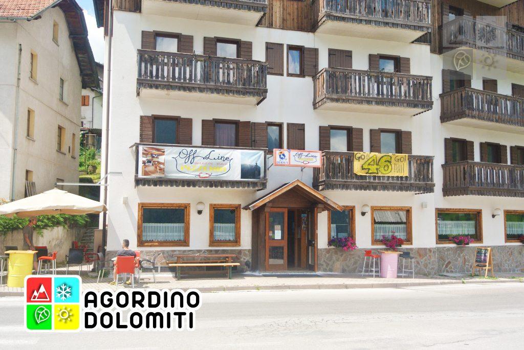 Pizzeria Off Line San Tomaso Agordino