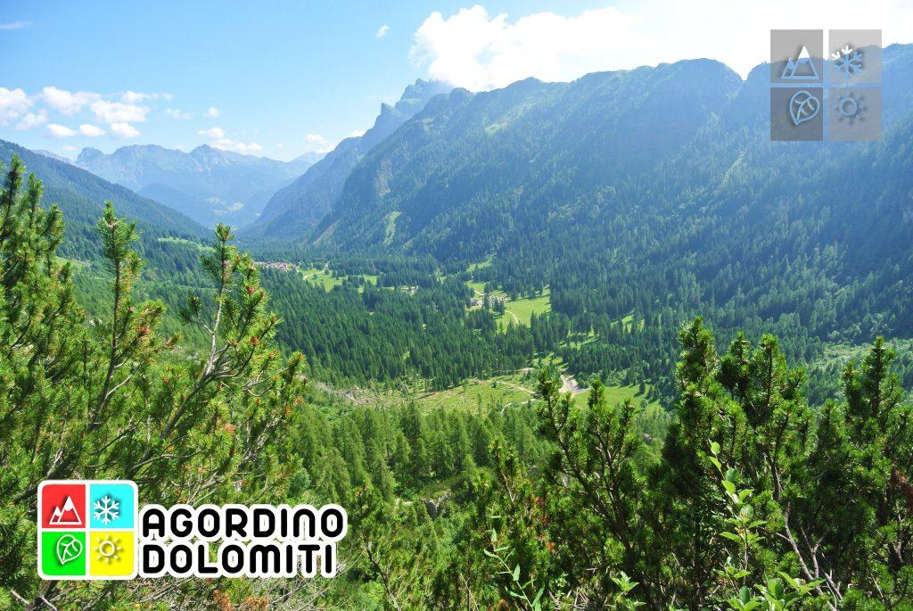 Valle di Gares | Canale d'Agordo | Dolomiti UNESCO