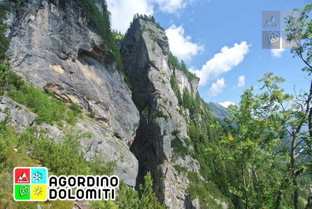 Valle di Gares Dolomiti