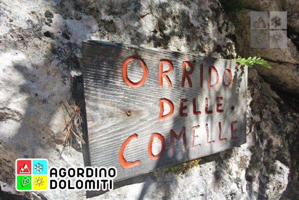 Orrido delle Comelle | Dolomiti UNESCO