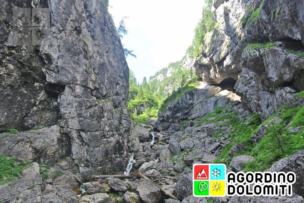 Orrido delle Comelle | Dolomiti