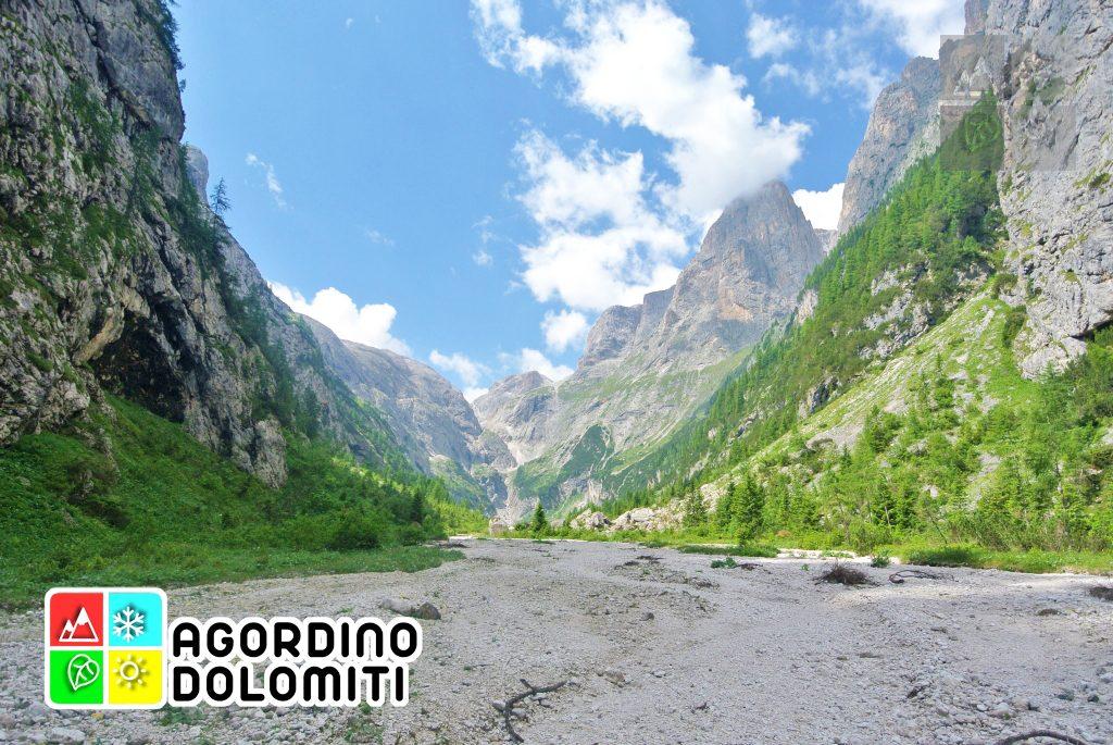 Pian delle Comelle | Valle di Gares | Dolomiti UNESCO