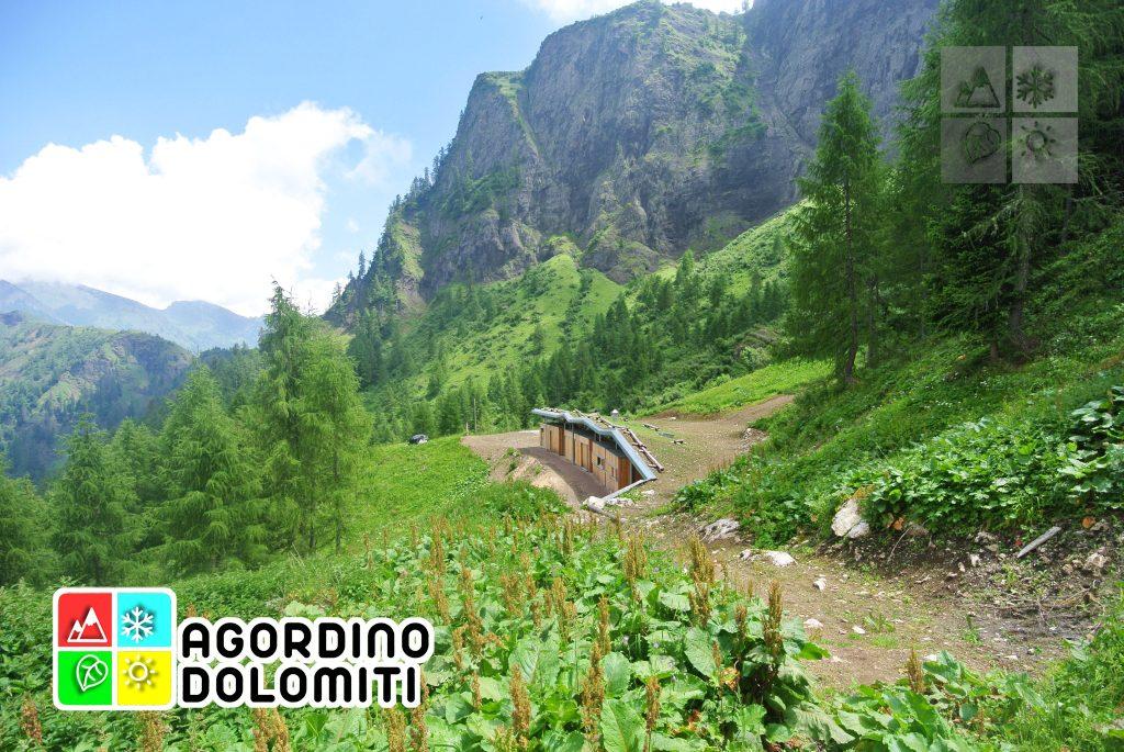 El Teaz | Casera Valbona | Valle di Gares | Dolomiti UNESCO
